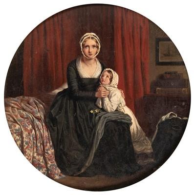 Lot 369 - Walter Francis Tiffin (fl.1845-1867) ''Thy...