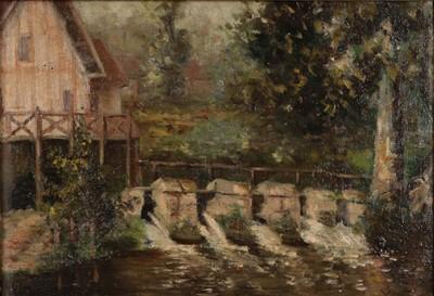 Lot 376 - Louis Aston Knight (1873-1928)...