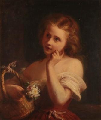 Lot 387 - Bernardo Amiconi (1825-1879) Italian The...