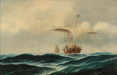 Lot 388 - Attributed to Edwin Hayes RHA, ROI (1820-1904)...