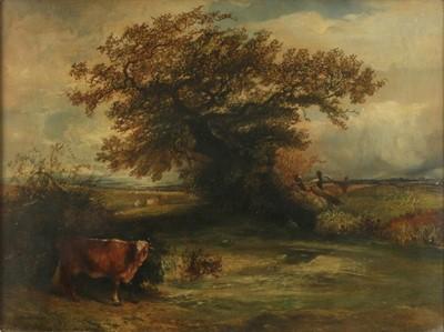 Lot 391 - John Nicholas Rhodes (1808-1842) Rural...