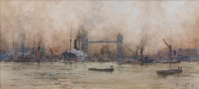 Lot 396 - Frank Clifford (20th century) ''The gateway to...
