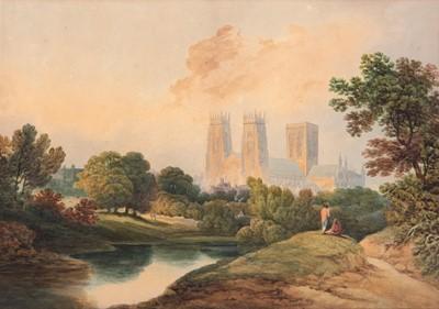 Lot 405 - Circle of Francis Nicholson (1753-1844) York...