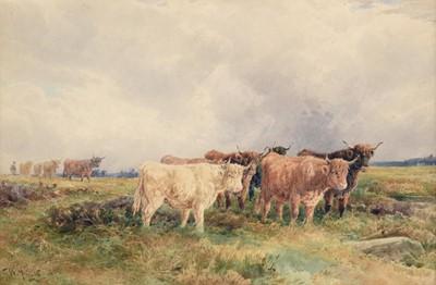 Lot 416 - William Henry Pigott (1810-1901) Highland...