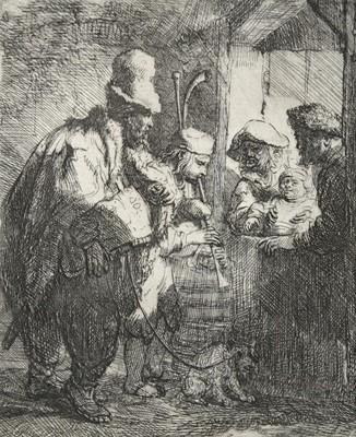 Lot 356 - After Rembrandt van Rijn (1606-1669) Dutch...