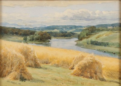 Lot 422 - John Mitchell (1837-1929) Scottish ''The Dee...