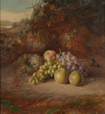 Lot 424 - Charles Archer (1855-1931) Still life of...