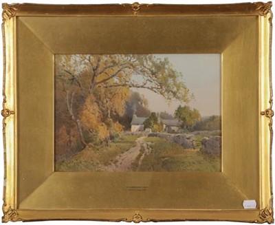 Lot 426 - Arthur Tucker RBA (1864-1929) A Cumberland...