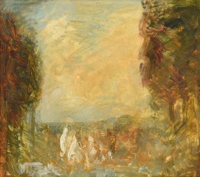 Lot 357 - Arthur Kynaston (1876-1919) Nymphs in a...