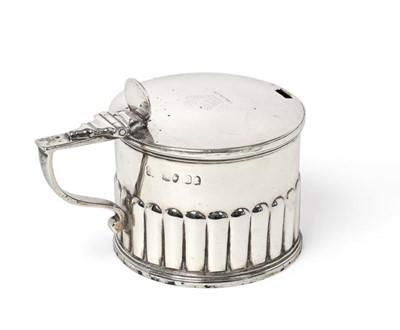 Lot 2046 - A George IV Silver Mustard-Pot, by Edward,...