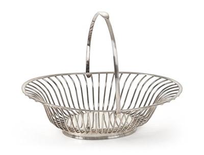 Lot 2101 - An Elizabeth II Silver Basket, by C. J. Vander...