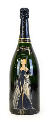 Lot 5010 - Taittinger Grand Cru Brut Champagne 2000 (one...
