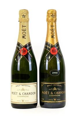 Lot 5011 - Moët & Chandon 1990 Brut Impérial (one bottle),...