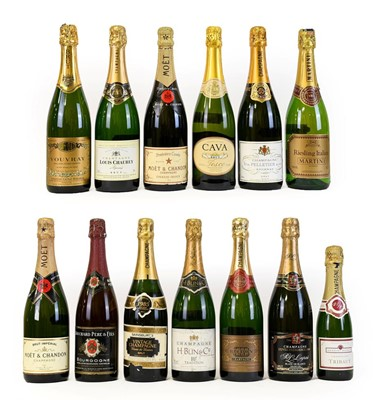 Lot 5017 - Moët & Chandon Brut Impérial Champagne (one...