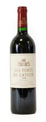Lot 5039 - Les Forts De Latour 1996 Pauillac (one bottle)
