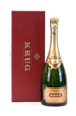 Lot 5006 - Krug Grand Cuvée Champagne, in original box,...
