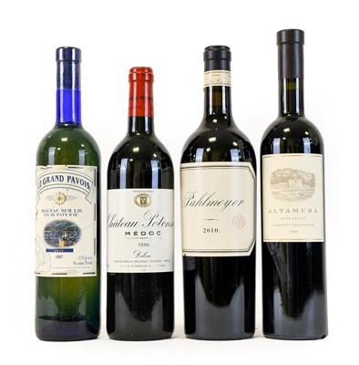 Lot 5061 - Château Potensac 1996 Médoc, 75cl (one bottle),...