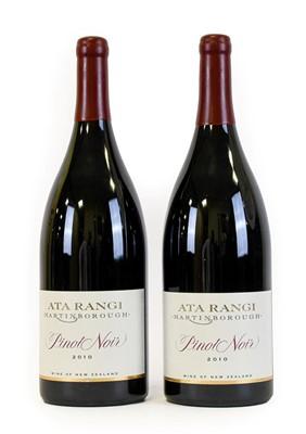 Lot 5065 - Ata Rangi Pinot Noir 2010 Martinborough, New...