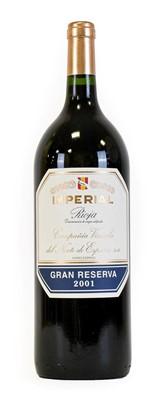 Lot 5075 - Imperial Gran Reserva 2001, Rioja, (one magnum)