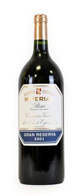Lot 5076 - Imperial Gran Reserva 2001, Rioja, (one magnum)