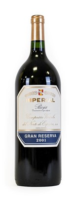 Lot 5077 - Imperial Gran Reserva 2001, Rioja, (one magnum)
