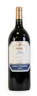 Lot 5078 - Imperial Gran Reserva 2001, Rioja, (one magnum)
