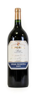 Lot 5079 - Imperial Gran Reserva 2001, Rioja, (one magnum)