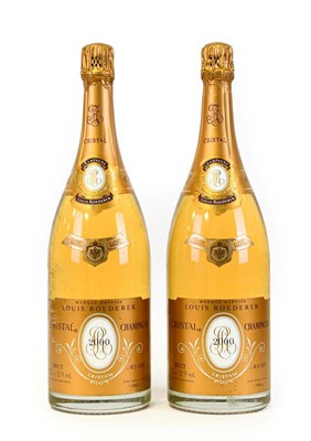 Lot 5008 - Louis Roederer 2000 Cristal Champagne, in...