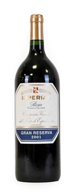 Lot 5080 - Imperial Gran Reserva 2001, Rioja, (one magnum)