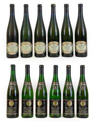 Lot 5085 - Various World Wines: Germany; Pieroth1994 Nahe...