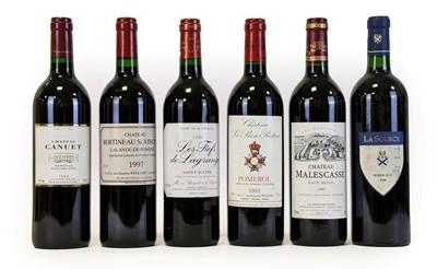 Lot 5088 - Château Canuet 1996 Margaux (one bottle),...