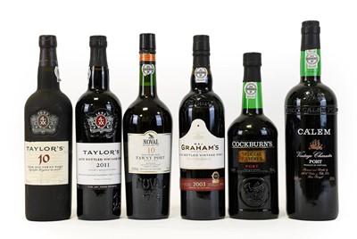 Lot 5090 - Calem Vintage Character Port (one bottle),...
