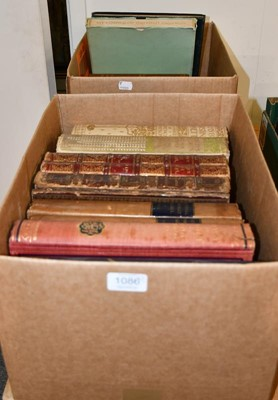 Lot 1086 - Illustrated books. A small collection of...