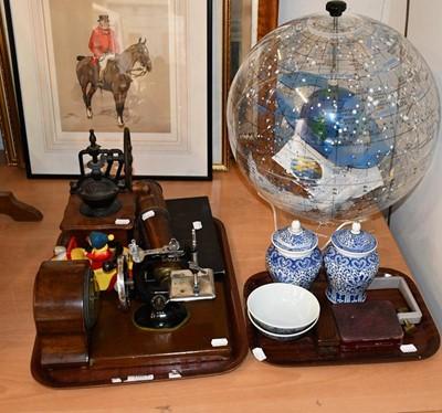 Lot 1084 - A modern Danish ''Scanglobe'' astrolabe,...