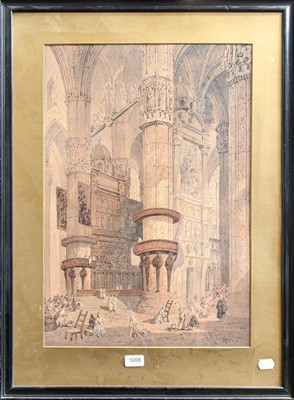Lot 1008 - A McArthur (19th century) Architectural...