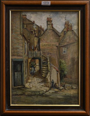 Lot 1015 - Circle of the Staithes Group (late 19th...