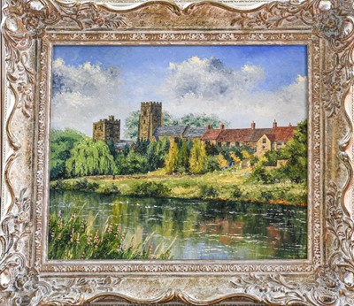 Lot 1026 - J. C Madgin (Contemporary) A pair of oil on...