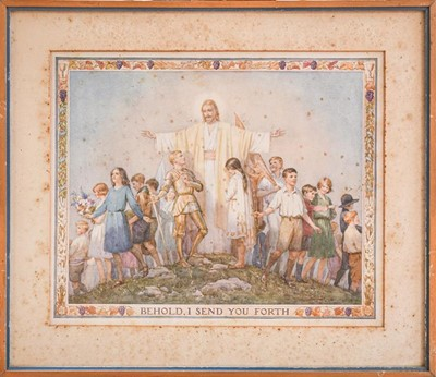 Lot 1043 - A large collection of 19th/20th century prints...