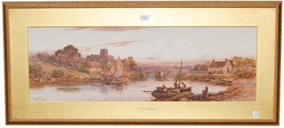 Lot 1061 - Walter Stuart Lloyd (1875-1929) ''The top of...