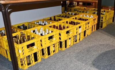 Lot 1095 - Approximately two hundred bottles of World...