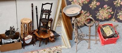 Lot 1081 - A group of items including Aesthetic period...