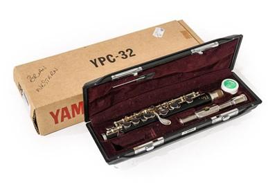 Lot 3039 - Piccolo Yamaha YPC-32 no.82113, resin body...
