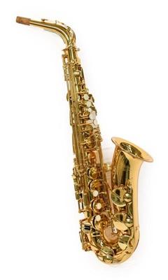 Lot 3037 - Alto Saxophone By Yamaha YAS-275 no.059084,...