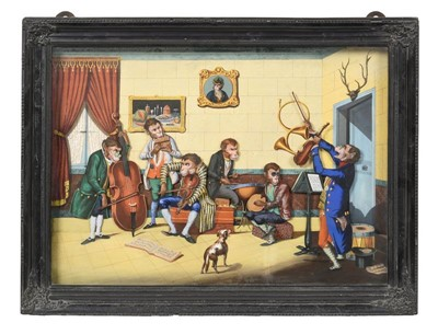 Lot 3077 - A Very Fine, Early And Large Colour-Lithograph...