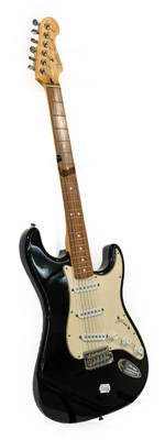Lot 3046 - Fender Stratocaster Electric Guitar Made in...