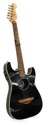 Lot 3045 - Fender Stratacoustic Guitar Made in China...
