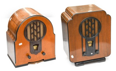 Lot 3094 - Two Very Good Philips Super-Inductance...