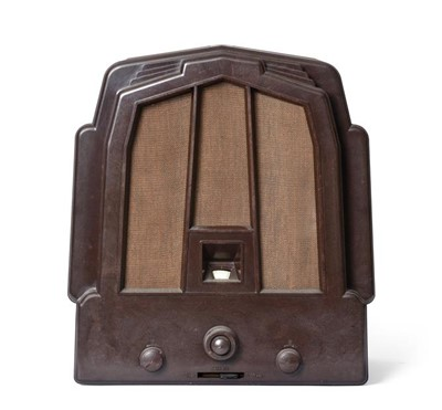 Lot 3084 - A Good Ekco Type M23 'The Odeon' Wireless...