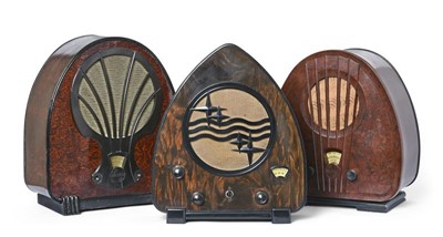 Lot 3085 - A Good Trio Of Phillips Arborlite-Cased...