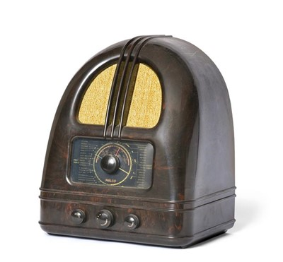 Lot 3088 - A Good Philco type V537 'The People's Set',...
